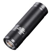 Nitecore SENSCR Flashlight, Black, 190lm