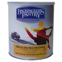 Backpacker's Pantry Santa Fe Rice with Chicken