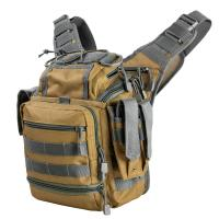VISM Pvc First Responders Utility Bag/Tan