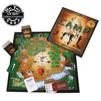 Education Outdoors Camp Travel Game