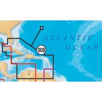 Navionics Platinum Caribbean on SD/Micro SD