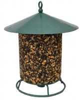Pine Tree Farms Classic Log Bird Feeder