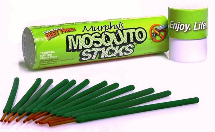 M-DOG Murphy's Mosquito Sticks