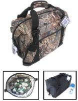 Polar Bear Mossy Oak Duck Blind 12 Pack Soft Sided Cooler