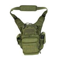 NcStar PVC First Responders Bag, Green