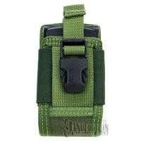 """Maxpedition 4"""" Clip-On Phone Holster, OD Green"""