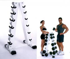 Cap Barbell A-Frame Dumbbell Rack