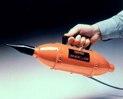 Metro Vacuum Magic Air 1/2 Peak HP Inflator/Deflator