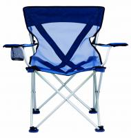 Travel Chair Teddy Aluminum Camping Chair (300 Pound Capacity), Blue