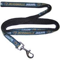 Jacksonville Jaguars NFL Dog Leash - Large