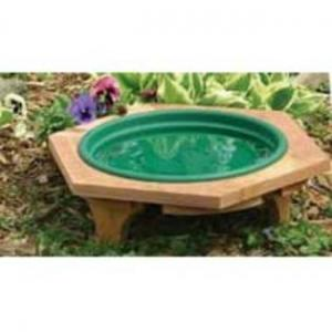 Non-Heated Bird Baths by Songbird Essentials