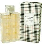 Burberry Brit by Burberry Eau De Toilette Spray 1.7 Oz for Women