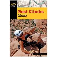 Globe Pequot Press Best Climbs Moab