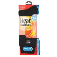 Heat Holders Women's Thermal Socks Black