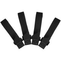 Maxpedition 3 Inch TacTie Black 4 Pack