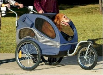 Hound About Large Pet Stroller