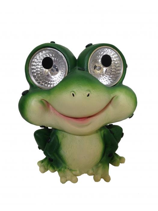 Smart Solar Solar Frog Accent Set of 2