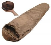 SnugPak Softie 3 Merlin Coyote Brown RH Zip Sleeping Bag