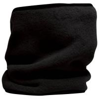 Adult Fleece Neck Gaitor Black