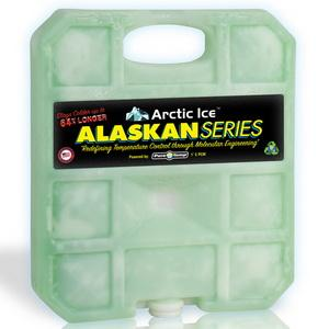 Arctic Ice 1.5lb Alaskan Series Reusable Cooler