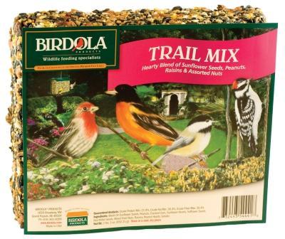 Birdola Seed Cake Trail Mix, Large