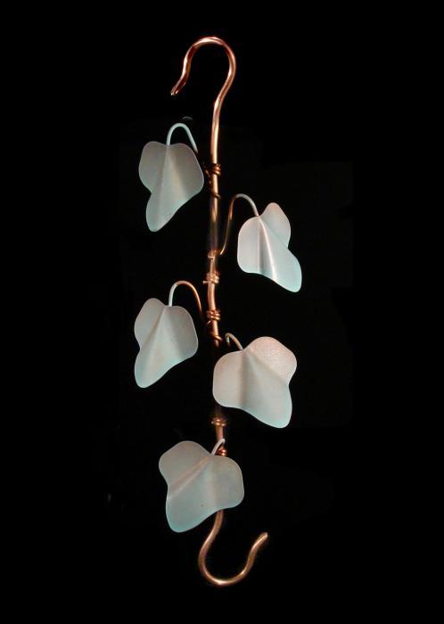 Songbird Essentials 12 inch Copper Ivy Plant Hanger