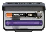 MagLite Solitaire Purple Boxed