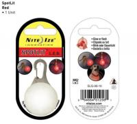 Nite-ize SpotLit Eco Packaging, Red