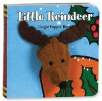 Chronicle Books Little Reindeer Fingers Puppet