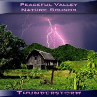 Peaceful Valley Productions Peaceful Valley Nature Sounds Thunderstorm CD