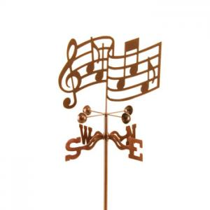 EZ Vane Musical Notes Weathervane