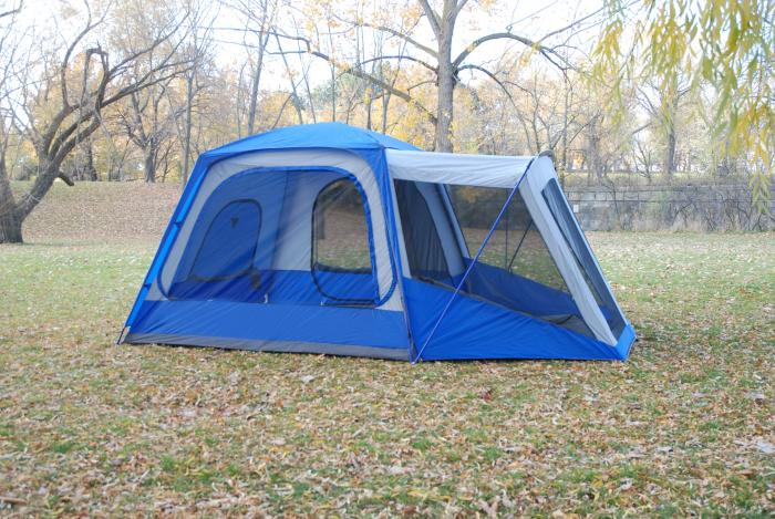 Napier Outdoors SUV 84000 Tent with Screen Room & Outdoors SUV 84000 Tent with Screen Room