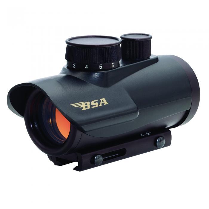 42mm Red Dot, 5 MOA Dot