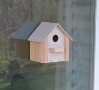 Songbird Essentials Window House with Window Film