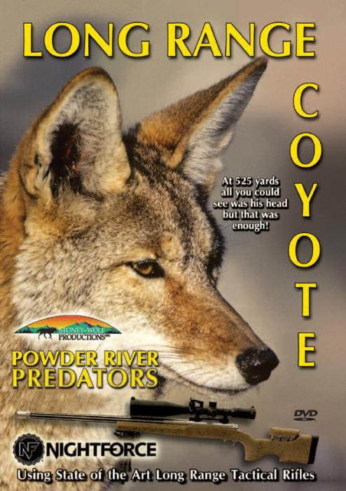 Stoney-Wolf Long Range Coyote DVD