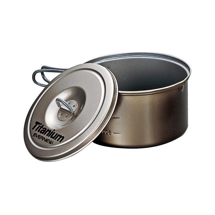 Evernew Titanium Nonstick Pot 1.3 L