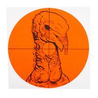 """Pachmayr 6"""" Turkey Target,10,Per Pack"""