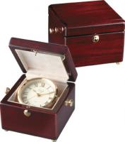 Chass Treasure Chest Captain's Clock