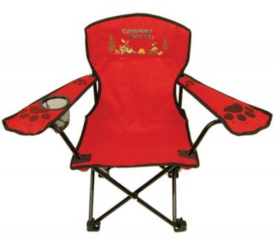 Wilcor Child Camping Chair Bear Moose