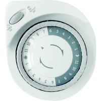 GE 15076 24-Hour Mechanical Outlet Timer