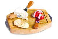 Picnic Plus Cambria Bamboo Cheese Board