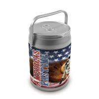 Picnic Time 9 Quart Capacity Can Cooler - America's Pastime Can
