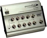 Channel Plus DA-550BID Video Distribution Panel for CATV/Satellite