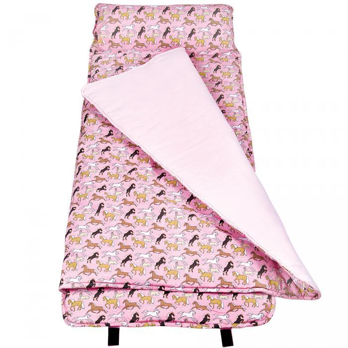 Olive Kids Horses in Pink Nap Mat