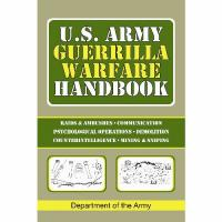SnugPak US Army Guerrilla Warfare Handbook