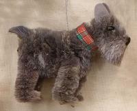 Brushart Dog Scottie