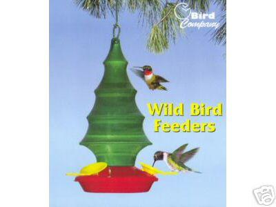 Bird Company Conifer Hummingbird Bird Feeder