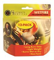 Ultimate Survival Wetfire Tinder 12-Pack