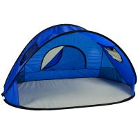 Picnic at Ascot Family Size Instant Easy Up Beach Tent Sun Shelter - Royal Blue