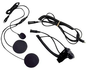 Midland AVPH2 Motorcycle Accessory Headset Speaker/Microphone